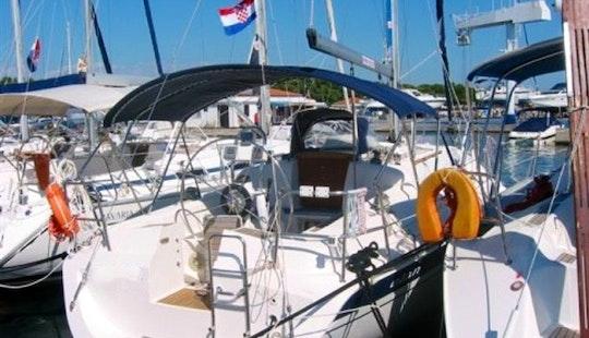 Elan 36 Cruising Monohull Charters In Vodice, Croatia
