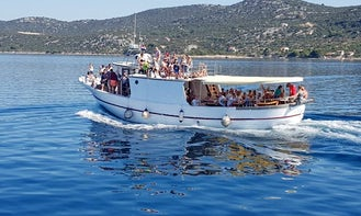 Boat Excursion in Drage