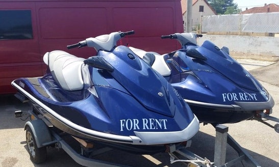 Rent A Jet Ski In Kožino, Croatia