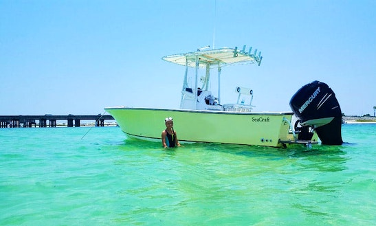 Fishing Charter And Sunset /dolphin Tour In Fort Walton Beach