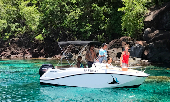 Charter 17' Quicksilver 505 - Titan Iv Center Console In Le Marin, Martinique