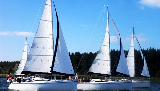 Cruising Monohull Rental In Giżycko