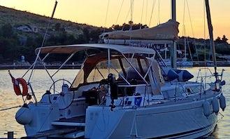 Dufour 375 GL Yacht Charter