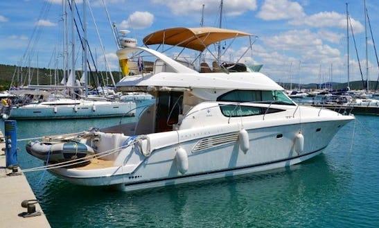 'kardo' Prestige 42 Yacht Charter In Bibinje