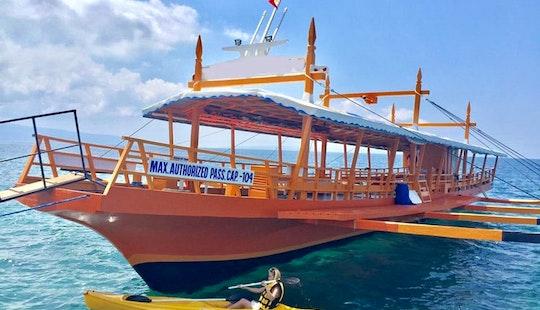 Passenger Boat Rental In Davao City