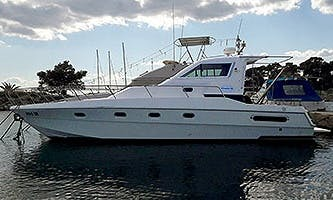 Charter 38' Elan Motor Yacht in Split, Croatia