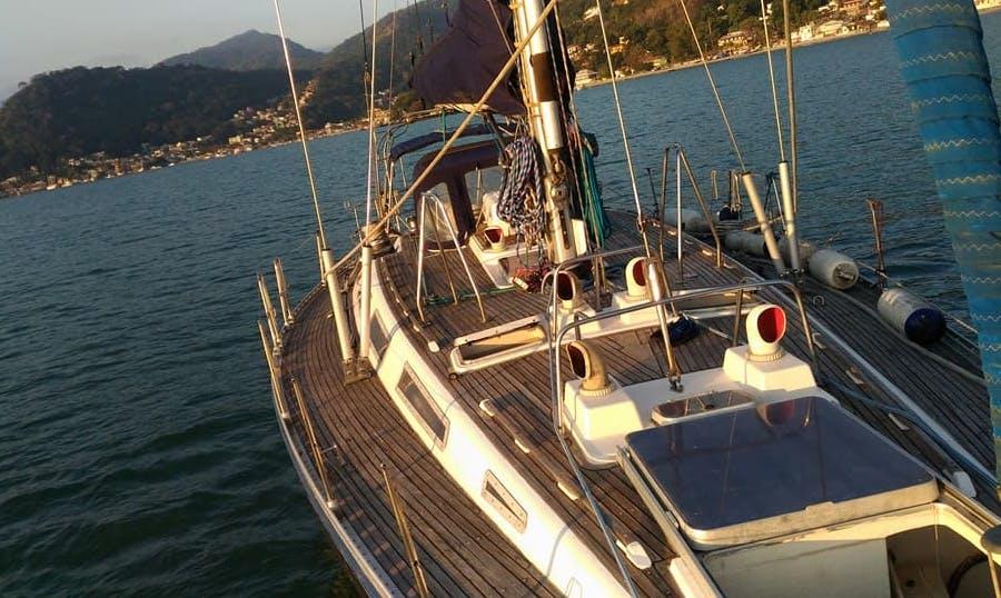 Charter 49' Cruising Monohull in Mangaratiba, Brazil