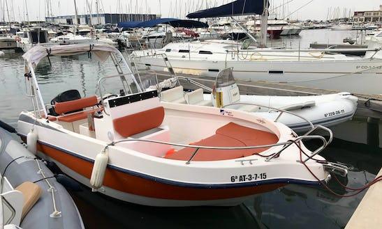Bowrider Albacora 630 In Alicante
