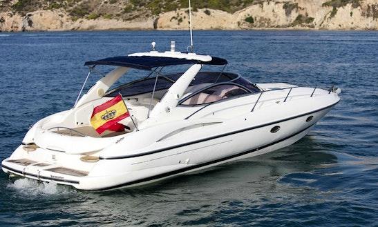 Sunseeker Superhawk 34 Yacht Charter In Ibiza