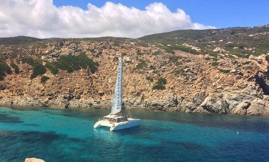 Charter A Cruising Catamaran In Stintino, Italy