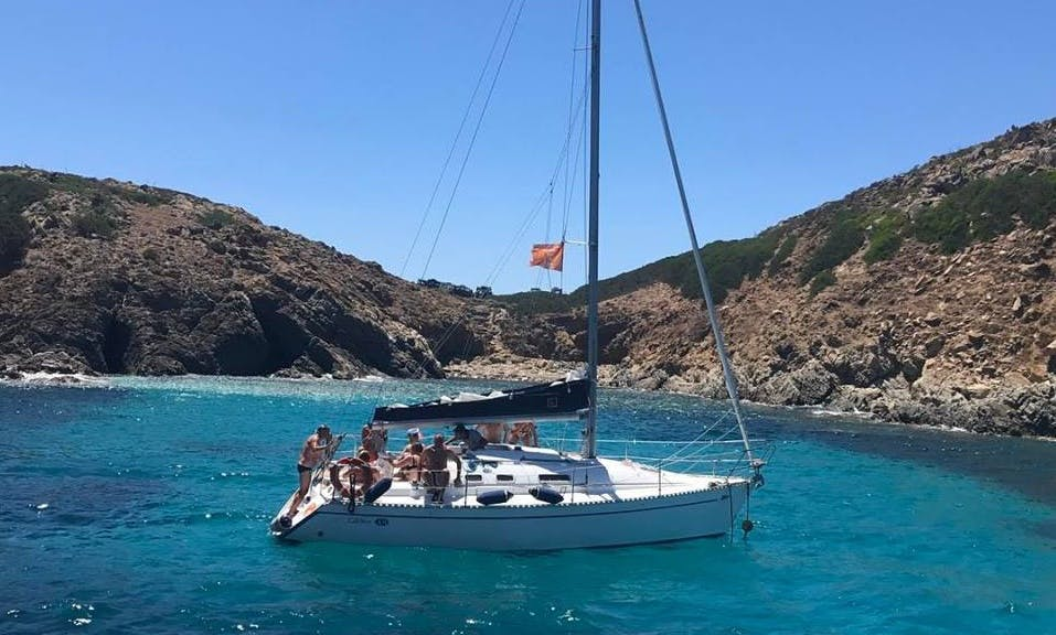 Charter a Cruising Monohull in Stintino, Italy