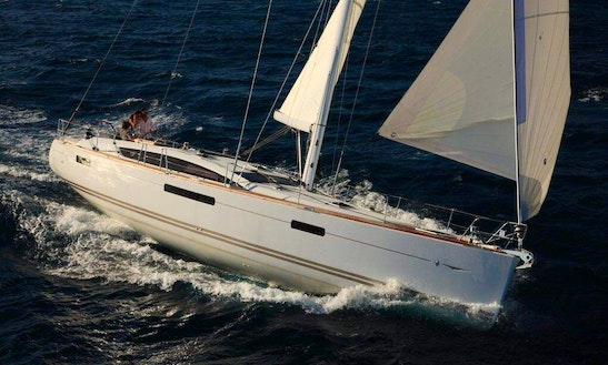 Enjoy Sailing On 53' Antigua Cruising Monohull In Paleo, Greece
