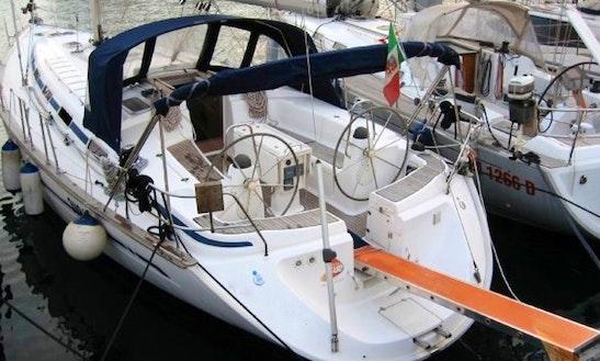 Charter 44' Bavaria Cruising Monohull In Genova, Italy