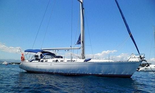 Charter Dufour 50 Cruising Monohull In Lefkada, Greece