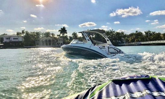 Amazing 24ft. Brandnew Jetboat With Or Without Captain Just $149 Per Hour
