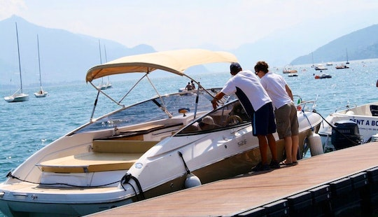 Sessa S26 - 330cv Deck Boat In Italy, Dongo