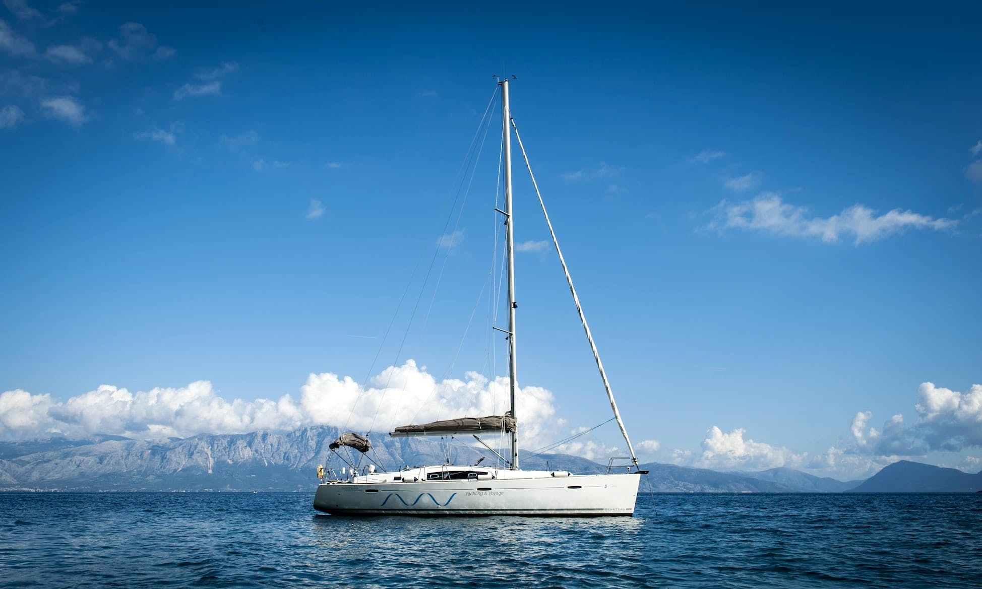 Perfect Sailing Adventure in Lefkada, Greece on this Sailing Yacht