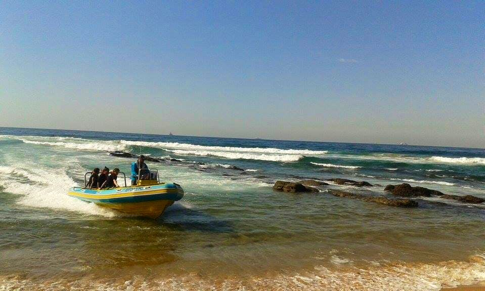 Charter a Rigid Inflatable Boat in Durban, South Africa