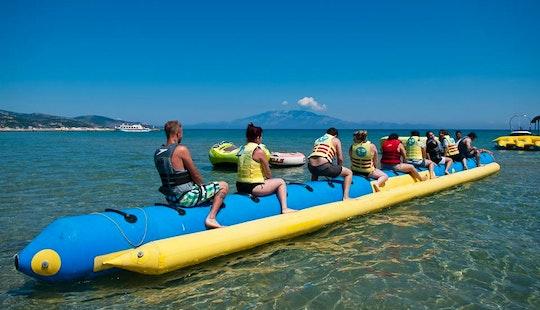 Enjoy Tubing In Zakinthos, Greece