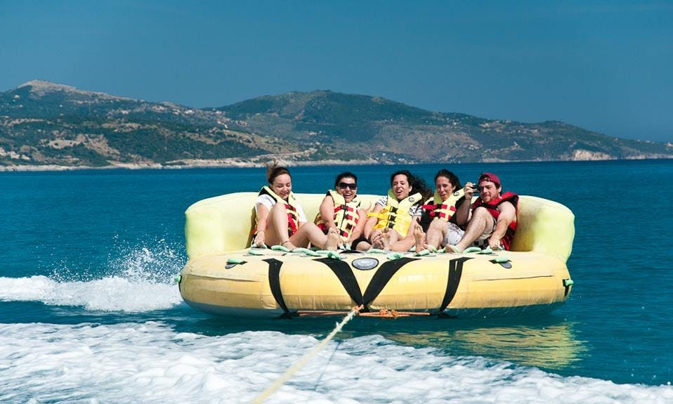 Enjoy Tubing in Zakinthos, Greece