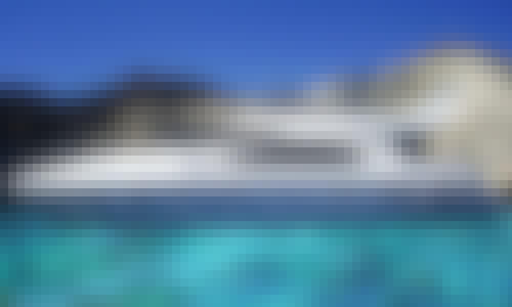 Motor Yacht Azimut 58 AVENTURA ii rental in Alimos