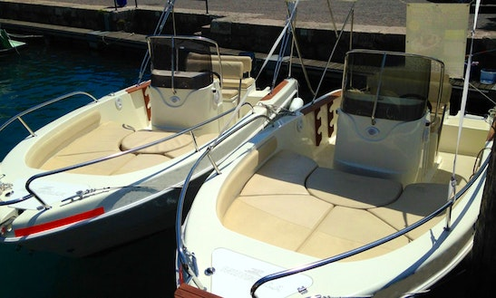 Center Console Rental In Sirmione, Italy