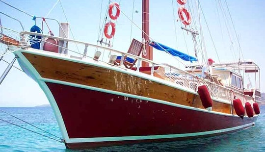 Charter 56' Gulet In Mugla, Turkey