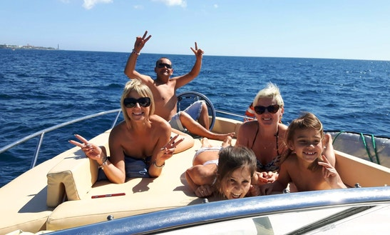 Motor Yacht Rental In Pasito Blanco