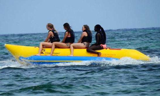 Enjoy Tubing In Mombasa, Kenya
