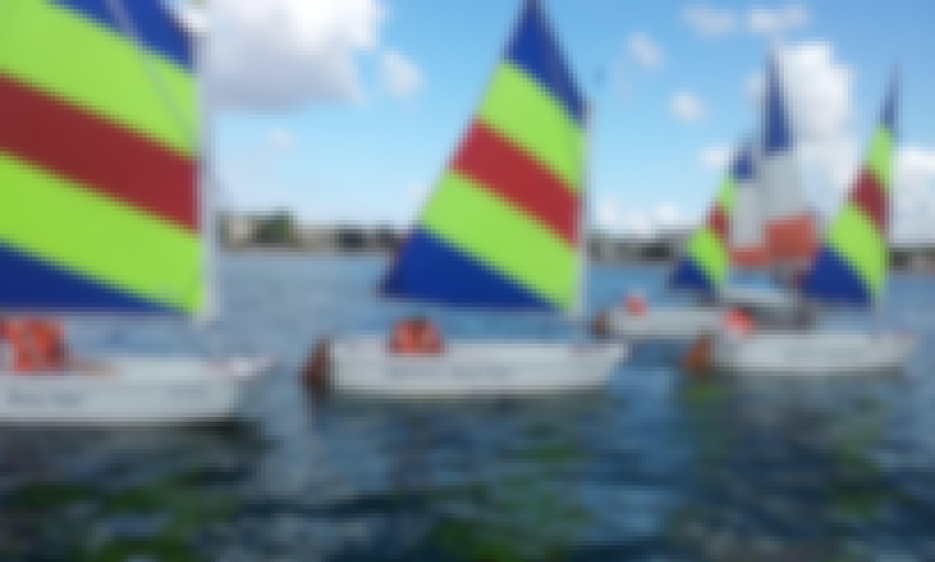 Sailing Dinghy Rental in Grömitz