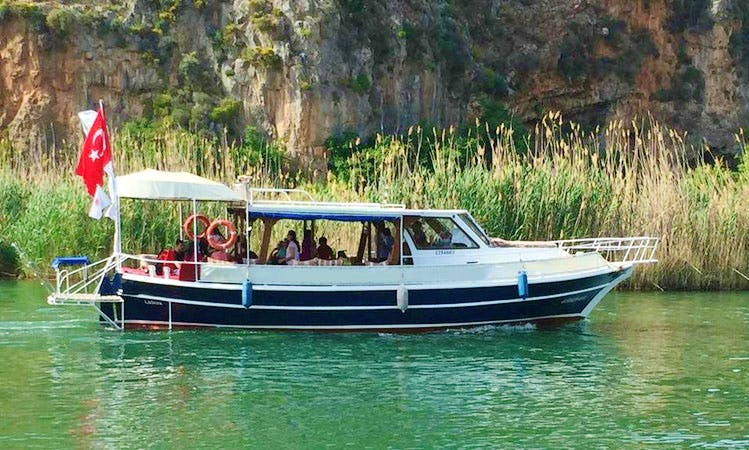 Charter a Boat and Cruise in Muğla, Turkey