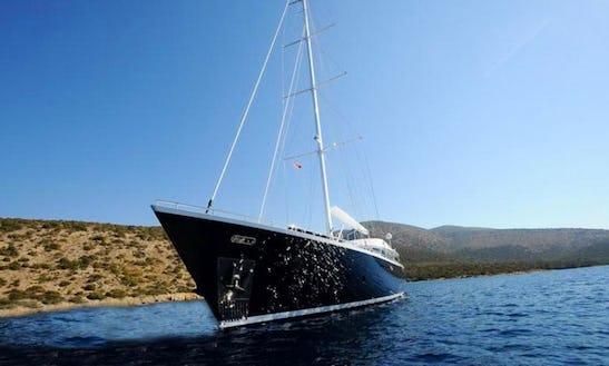 127' Gülmaria Sailing Gulet Charter In Turkey