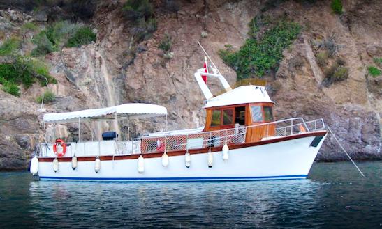 Charter A Trawler In Mugla, Turkey