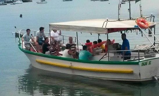 Charter A Passenger Boat In Pôrto Belo, Brazil