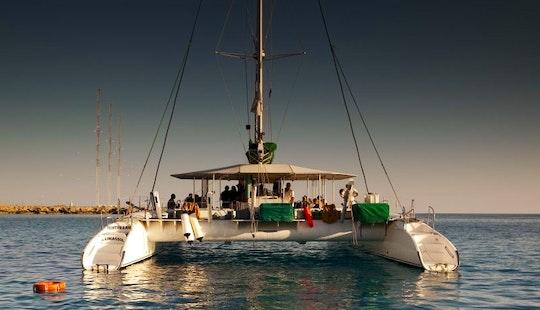 Beach Catamaran Rental In Ayia Napa
