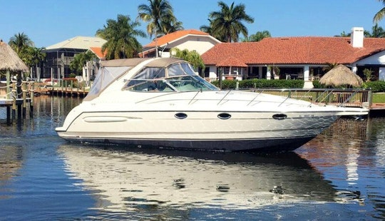 Charter Maxum 33 Motor Yacht In Cancún, Mexico