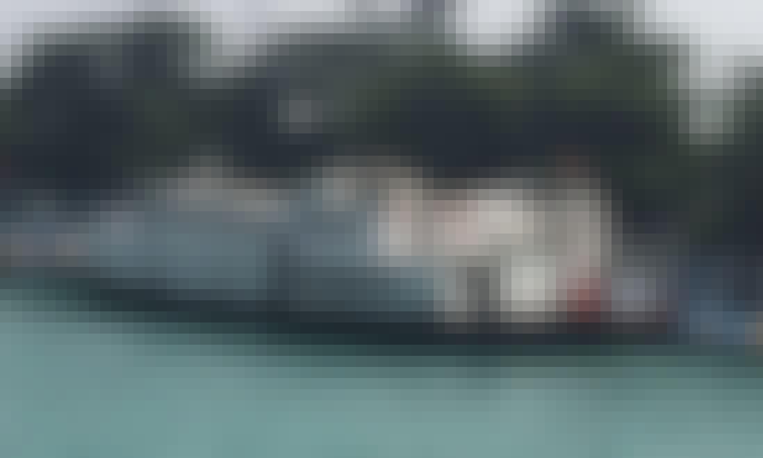 Charter a Power Mega Yacht in Banten, Indonesia