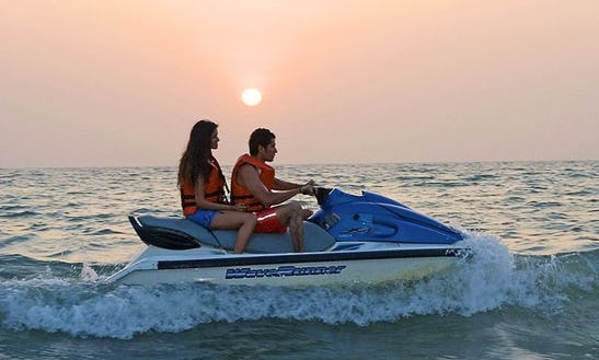 Rent A Jet Ski In Panaji, Goa