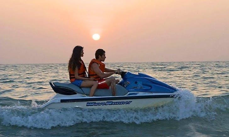 Rent a Jet Ski in Panaji, Goa