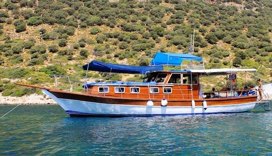 (12 Pax) Ece Boat Tour In Turkey