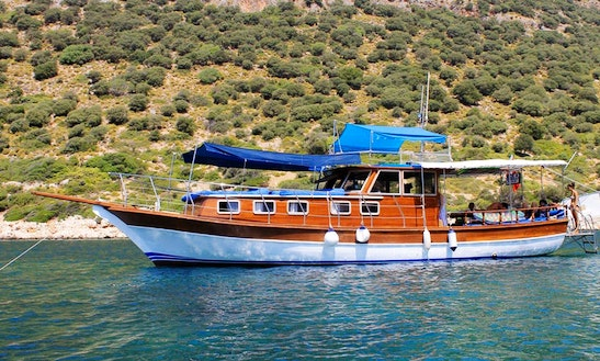 (12 Pax) Ece Boat Tour In Turkey
