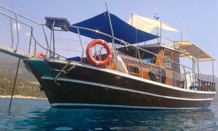 Argos Boat  in Turkey