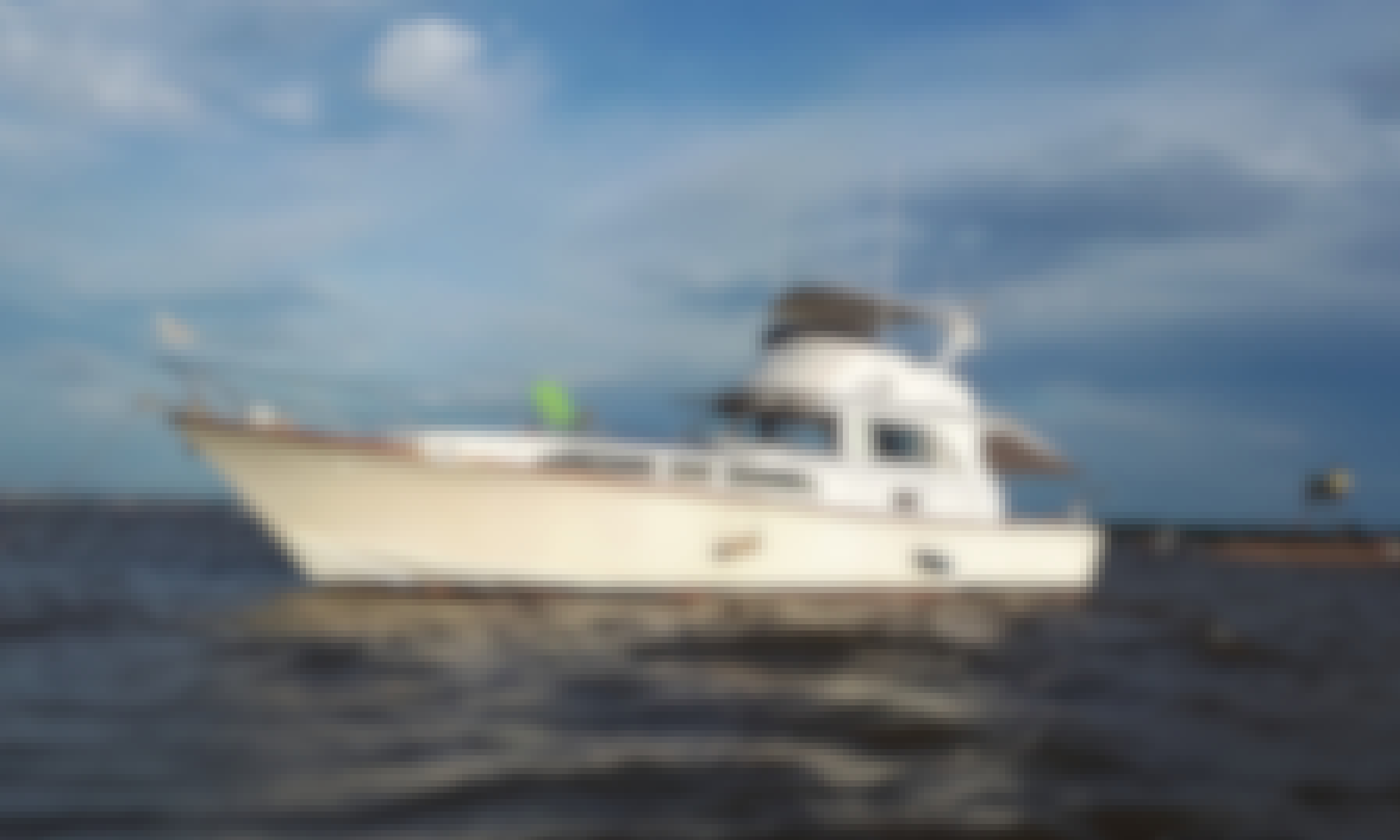 Motor Yacht rental in Posadas