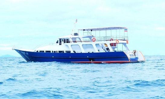 Explore Tambon Ko Lanta Noi, Thailand On A Motor Yacht Charter