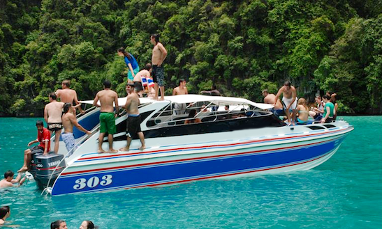 The Ultimate Phi Phi Water Sport Experience