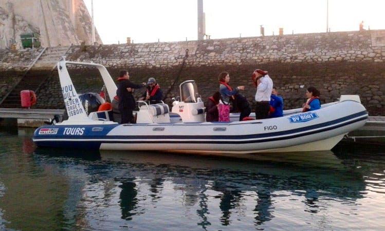 Vallant Rigid Inflatable Boat Rental in Lisboa