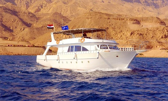 Charter Van Gogh Motor Yacht In Red Sea Governorate, Egypt