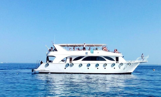 Liveaboard Trips In Sharm El-sheikh, South Sinai Governorate.
