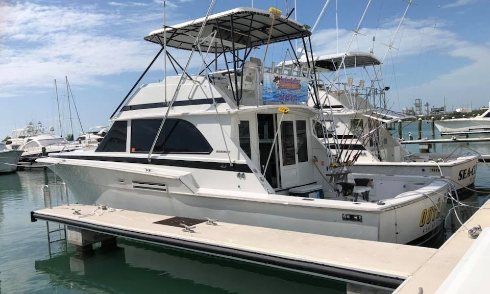Deep Sea Sports Fishing Charter in Key West, Florida