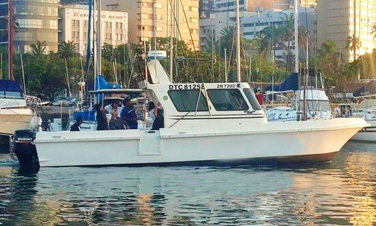 Fishing Charter Trip With One Of Durban's Top Skipper